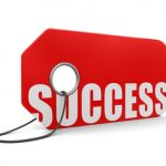 Does Success Have a Price Tag? You bet it does!