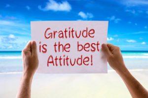 How to Build a Gratitude Attitude